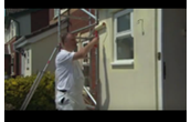 How to paint your house with Sandtex Ultra Smooth Masonry Paint
