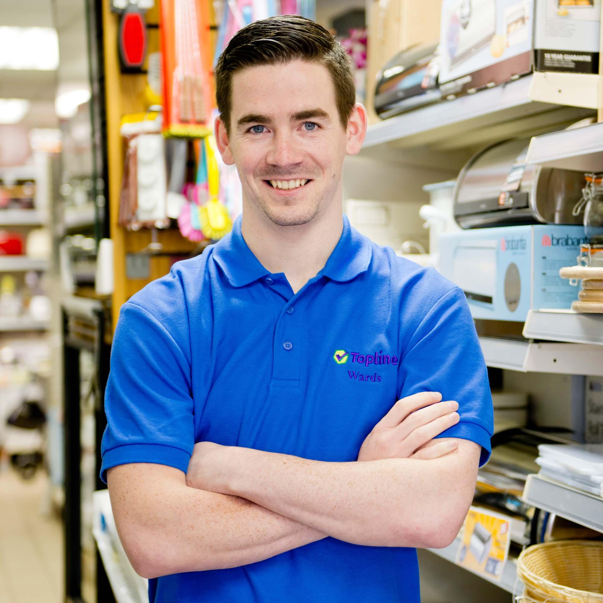 learn more about our enterprise topline wards s assistant david nestor