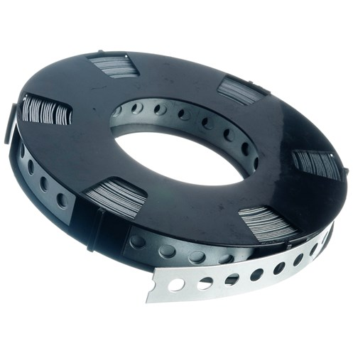 Allgrip  Galvanised Fixing Band - 0.8mm x 10m