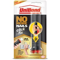 Unibond No More Nails Click & Fix - 30g