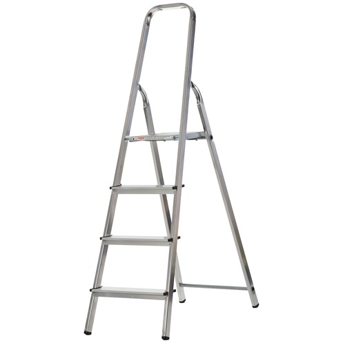 Werner  4 Tread Stepladder