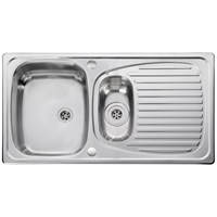 Leisure Euroline Bowl & 1/2 Kitchen Sink - EL9502