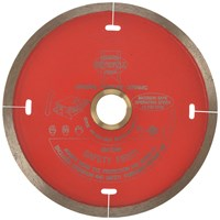 Faithfull  Diamond Tile Blade Red Series - 115mm