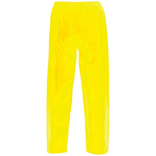 Portwest  Rain Trousers - Yellow