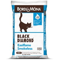 Bord na Móna Black Diamond Easiflame Smokeless Coal - 40kg