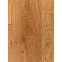 Canadia Montreal White Oak 125mm Matt UV Engineered Flooring