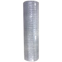 BAT Metalwork  Light Welded Steel Mesh - 30 metre Roll x 2mm