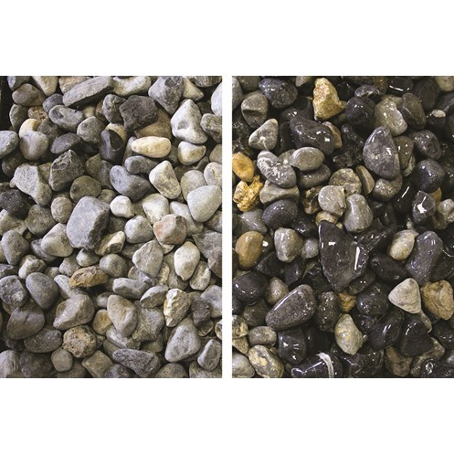 The River Collection  Bandon Pebble Decorative Stone - 20mm