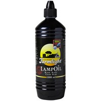 Farmlight  Clear Lamp Oil for Indoor Use - 1 Litre
